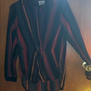Vintage Multicolored Blouse!